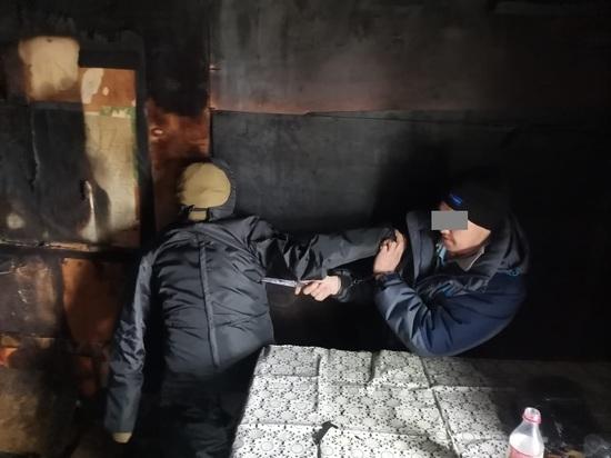 Уралец признался в убийстве бомжа, который у него жил