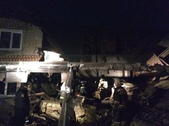 Следственный комитет расследует причины взрыва газа в Вачском районе
