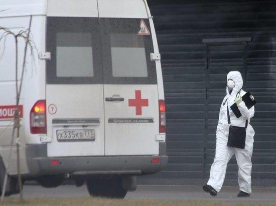 Названы данные на 8 апреля по коронавирусу в Москве и области