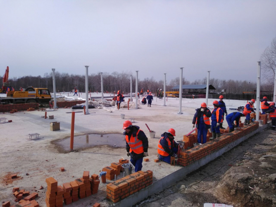 Под Хабаровском построят многофункциональный госпиталь