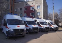 Фонд Олега Дерипаски передал новые машины скорой помощи медицинским учреждениям Иркутской области