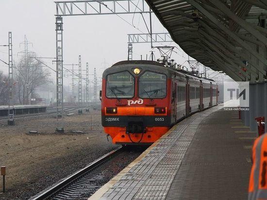 В Татарстане возобновили движение электрички Казань-Свияжск