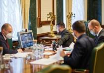 Украина ушла на карантин и закрыла свои границы