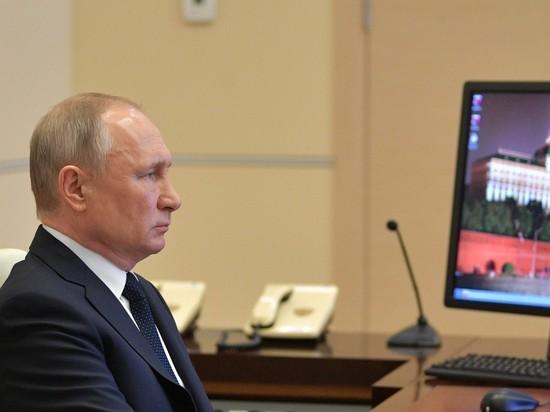 Путин озвучил губернаторам новые меры борьбы с коронавирусом