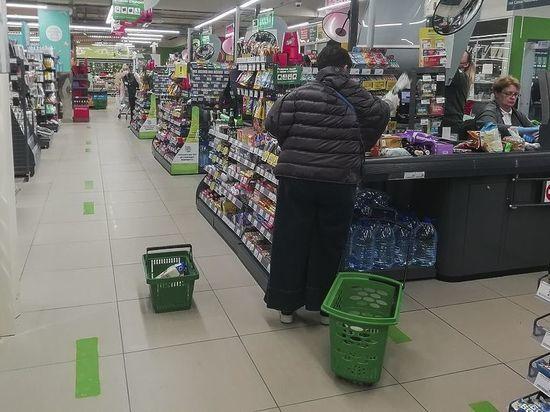 Ученые рассказали, как защититься от коронавируса в супермаркете