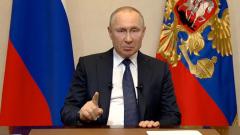 Путин запретил останавливать экономику из-за коронавируса: жесткие кадры