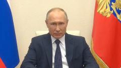 Усталый Путин на видео сравнил коронавирус с печенегами