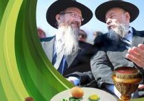 Лидеры еврейской общины поздравили с наступающим праздником Песах