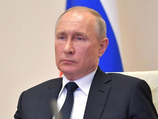 """""""Путину тошно от самоизоляции"""""""