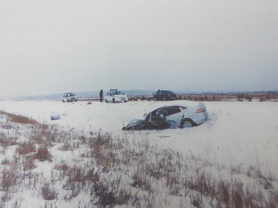 В Забайкалье пытаются найти свидетелей смертельного ДТП 2014 года