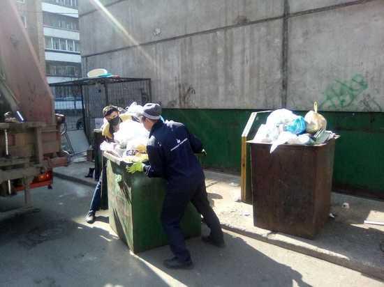 На самоизоляции красноярцы стали выбрасывать на 80% больше мусора