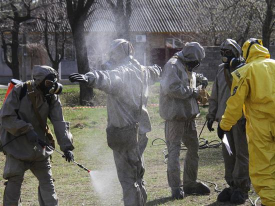 В борьбе с коронавирусом Донбасс использовал военный опыт