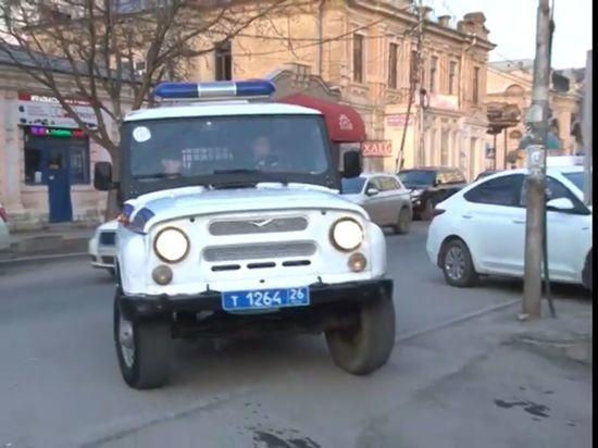 Житель Пятигорска взял заложников и потребовал назначить его командующим Росгвардии