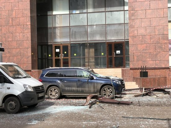 Выяснилась причина взрыва в московском бизнес-центре: виноваты рабочие