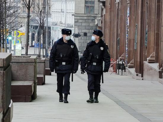 В Москве с пятницы начнут штрафовать за нарушение карантина на авто
