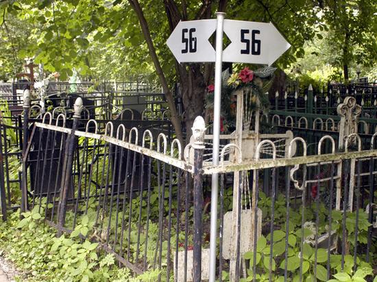 Москвичей просят воздержаться  от посещения кладбищ на Пасху