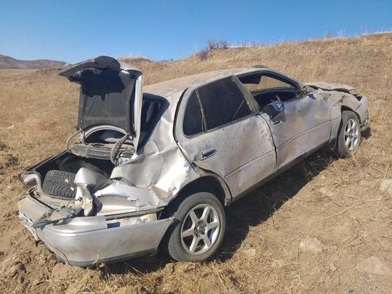 Два водителя без прав пострадали в Забайкалье