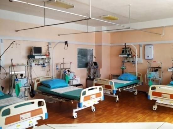 В Иркутске готовят к приёму больных с COVID-19 Госпиталь ветеранов войн