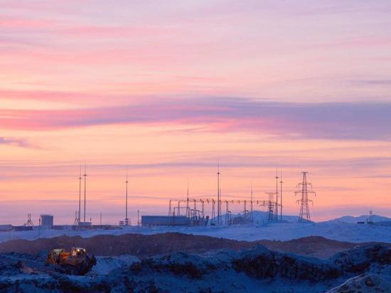 ЛЭП и подстанцию начали строить на Удокане для снабжения производства