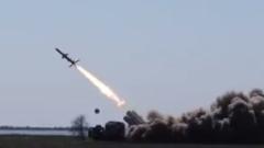 """Украина показала испытания крылатой ракеты, """"угрожающей"""" Крымскому мосту"""