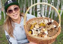 Аниты Цой узнала от корейских медиков, что  грибы относятся к иммунноукрепляющим продуктам и перевела себя, а затем и всю семью на грибное питание