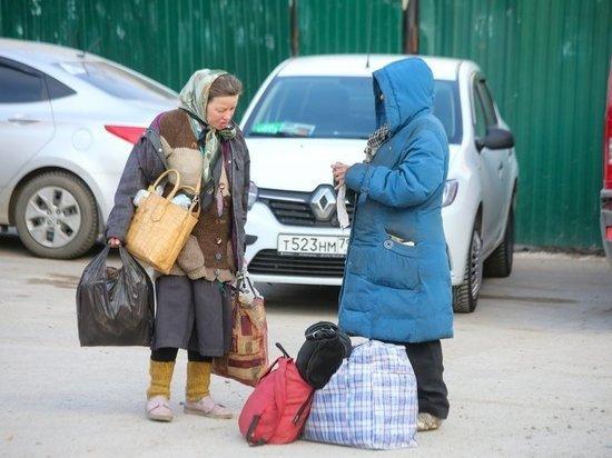 Московские бомжи и коронавирус: проблема обострилась