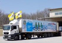 Партию минералки безвозмездно отправил в Коммунарку Ставропольский край
