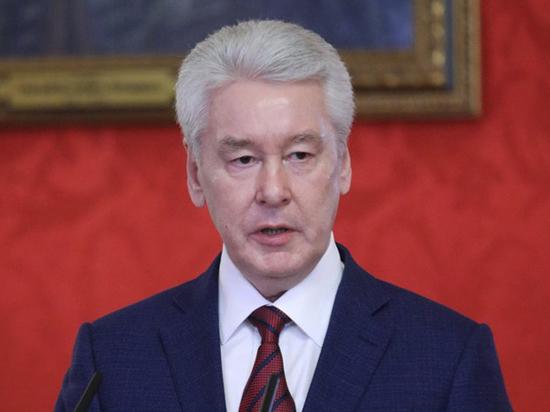 Собянин объявил о введении спецпропусков для москвичей