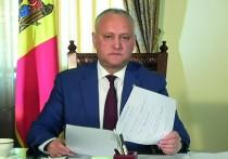 Игорь Додон: После кризиса Молдова и Европа будут другими