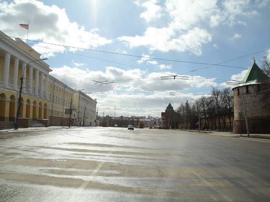 Индекс самоизоляции Нижнего Новгорода составил 3,9