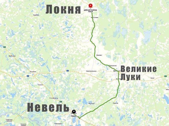Новая федеральная трасса появится в Псковской области