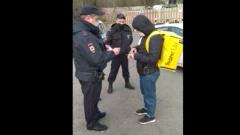 Москвичи наплевательски отностятся к карантину: кадры рейда полиции