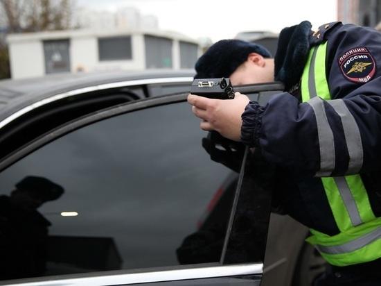 На въездах в Москву появились наряды полиции: водителей останавливают