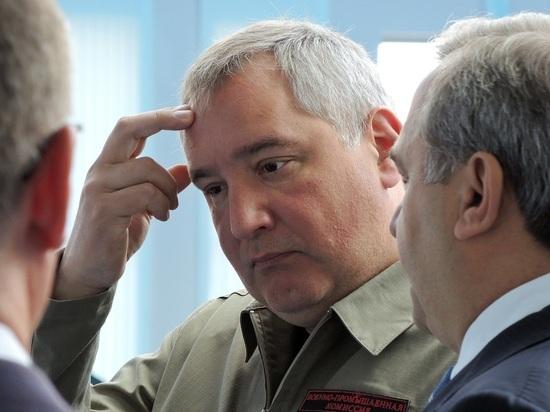 """Рогозин ответил Маску: не нуждаемся """"в указаниях Вашингтона"""""""