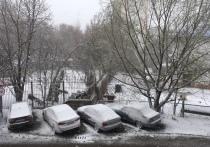 Снегопад в Саратове продлится до середины ночи