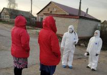Два рязанских села прекратили эпидемию коронавируса из-за протестов жителей