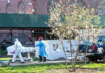 Коронавирус в США нарастает: у врачей в Нью-Йорке опускаются руки