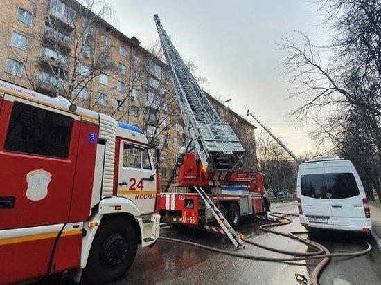 После пожара в доме на Ленинском госпитализирован больной с коронавирусом