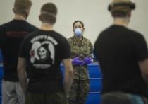 Вспышка коронавируса, поразившая несколько крупных кораблей ВМС США, может угрожает теперь военно-морским базам Соединенных Штатов