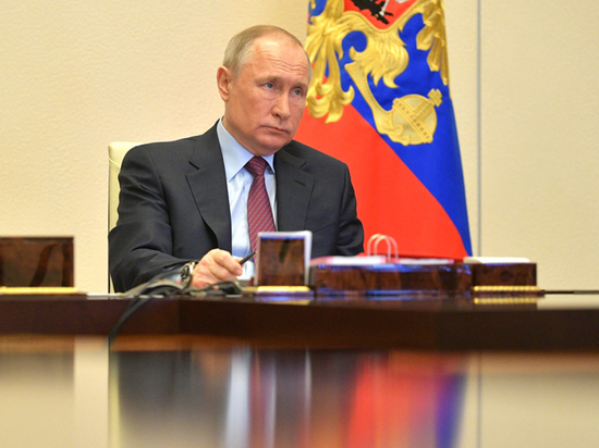 Путин призвал задействовать Минобороны для борьбы с коронавирусом