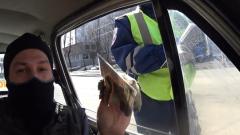 Водители-нарушители по коронавирусу атаковали остановивших их ГАИшников