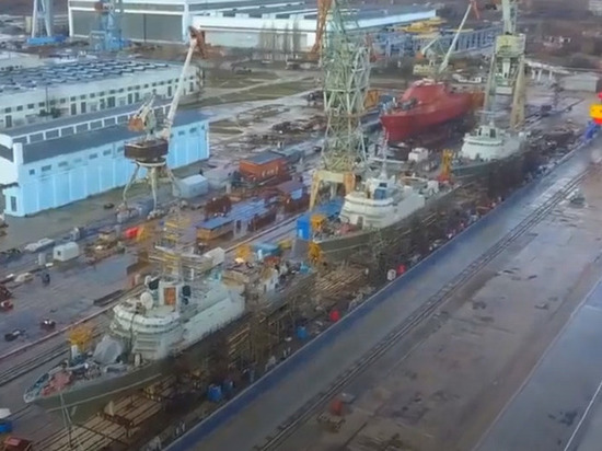 Россия заложит шесть боевых кораблей, несмотря на пандемию