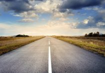 Движение остановлено на участке с 5 км 500 м до 6 км региональной трассы Акатьево-Сузоп-Новотроицк