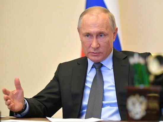Путин заявил о необходимости экстраординарных мер из-за коронавируса