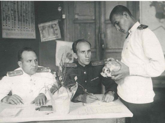 Первые саратовские суворовцы имели фронтовой опыт  и боевые награды