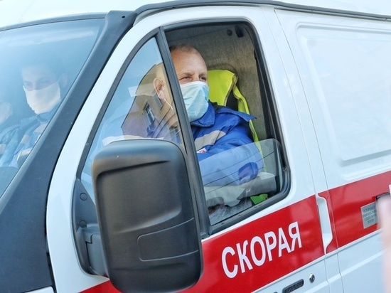 Володин в Саратове возмущён показухой на станции скорой помощи