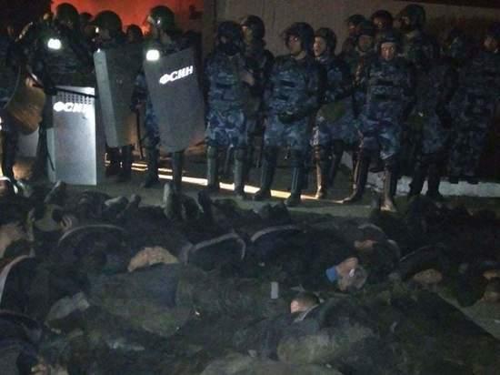 В Ангарской колонии зреет новый бунт: родные заподозрили массовые изнасилования