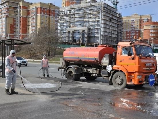 Во Владимире отменили общегородской субботник