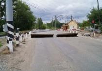 В Кировской области стало вдвое меньше ДТП на переездах