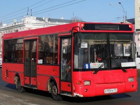 Количество общественного транспорта в Барнауле заметно увеличилось